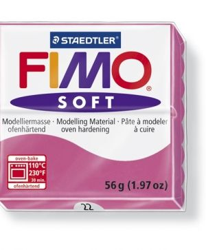 FIMO soft modelling clay 56g - raspberry 22 G802022