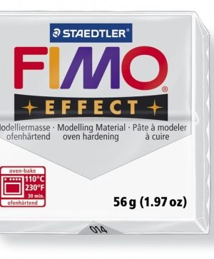 FIMO effect modelling clay 56g - translucent 014 G8020014
