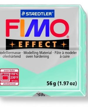 FIMO effect modelling clay 56g - blue ice quartz 306 G8020306