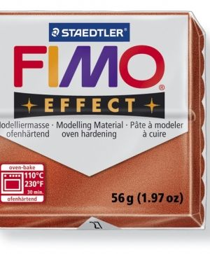 FIMO effect modelling clay 56g - metallic copper 27 G802027