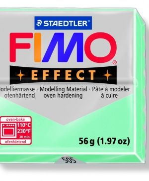 FIMO effect modelling clay 56g - pastel mint 505 G8020505