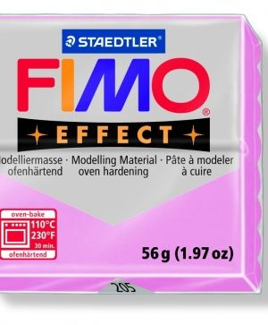 FIMO effect modelling clay 56g - pastel light pink 205 G8020205