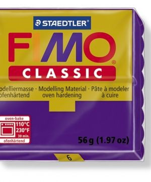FIMO classic modelling clay 56g - lilac 6 G80006