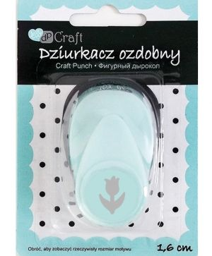 Craft punch 1,6cm - Tulip 2 JCDZ-105-082