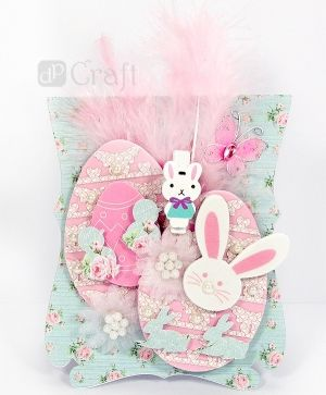 Craft punch 2,5cm - Rabbit JCDZ-110-054