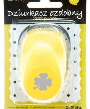 Craft punch 2,5cm - Shamrock 3 JCDZ-110-233