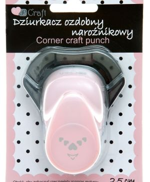 Corner craft punch 2,5cm - Hearts JCDZ-210-022